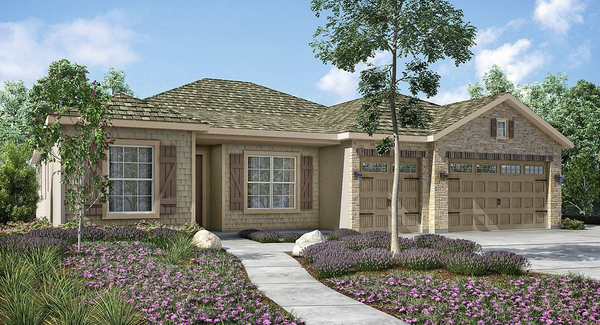Lennar blackhawk cathedral 1243531 bakersfield ca for New homes in bakersfield