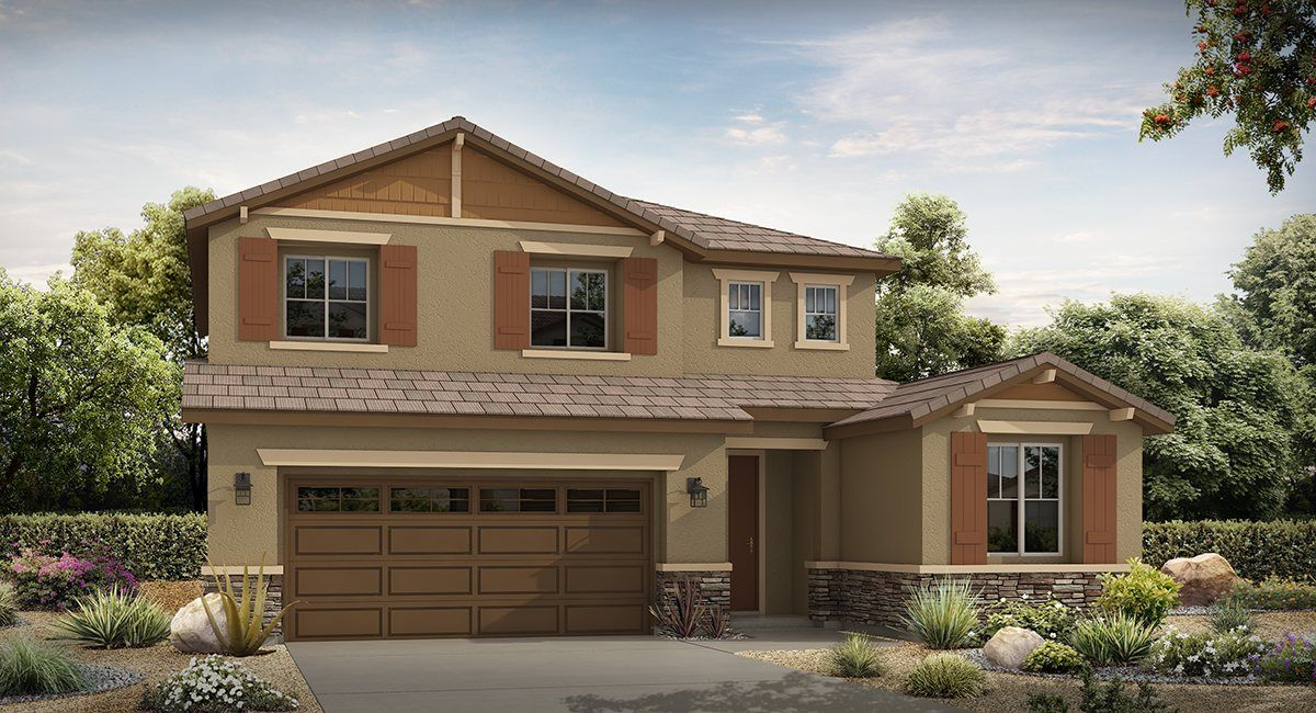 Single Family for Sale at Briarwood - Residence Two 24720 Mahogany Wood Court Wildomar, California 92595 United States