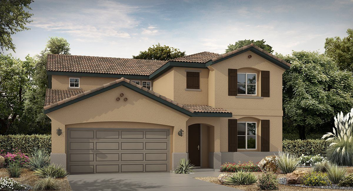 Single Family for Sale at Briarwood - Residence Three 24720 Mahogany Wood Court Wildomar, California 92595 United States