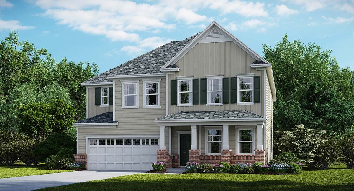 Real Estate at 7866 Sunhaven Way, Severn in Anne Arundel County, MD 21144