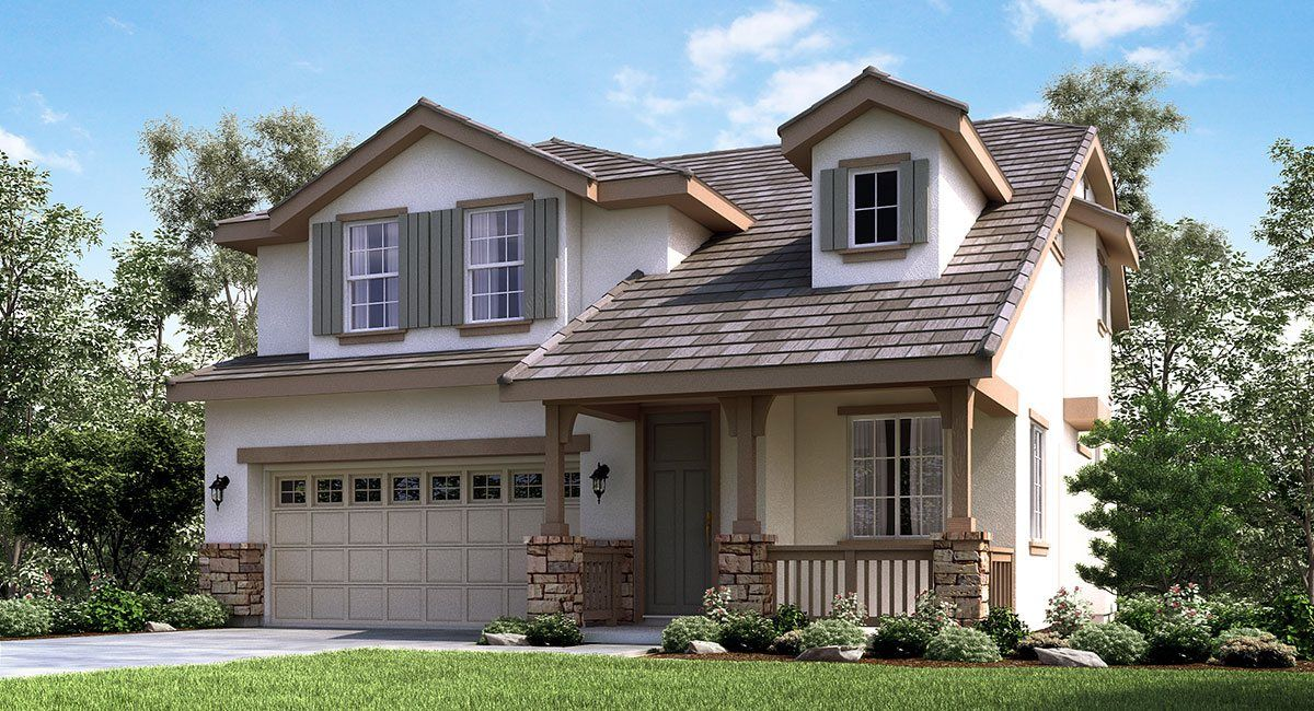 Landmark New Homes In Rancho Cucamonga Ca By Lennar