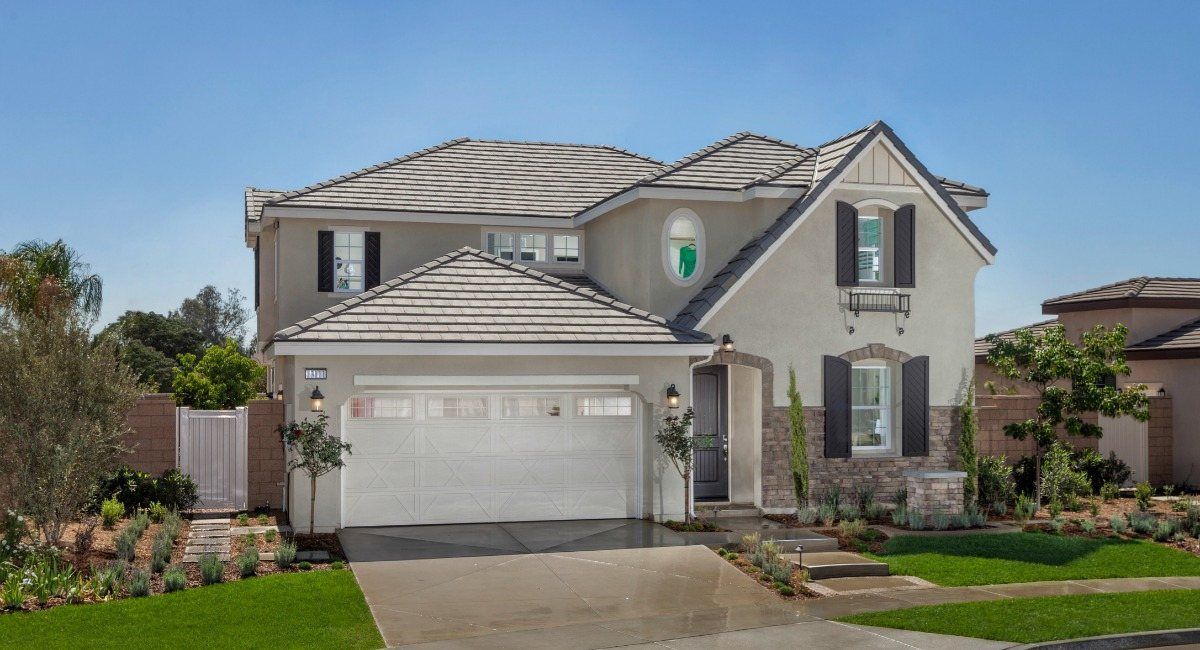 Heritage New Homes In Rancho Cucamonga Ca By Lennar