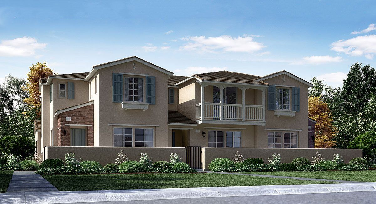 Claridad new homes in valencia ca by lennar for Valencia home