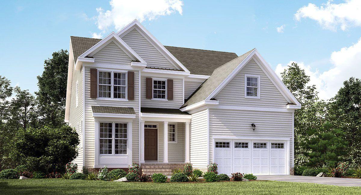 Single Family for Sale at Kitts Creek Classic - Ashland 1032 Governess Lane Morrisville, North Carolina 27560 United States