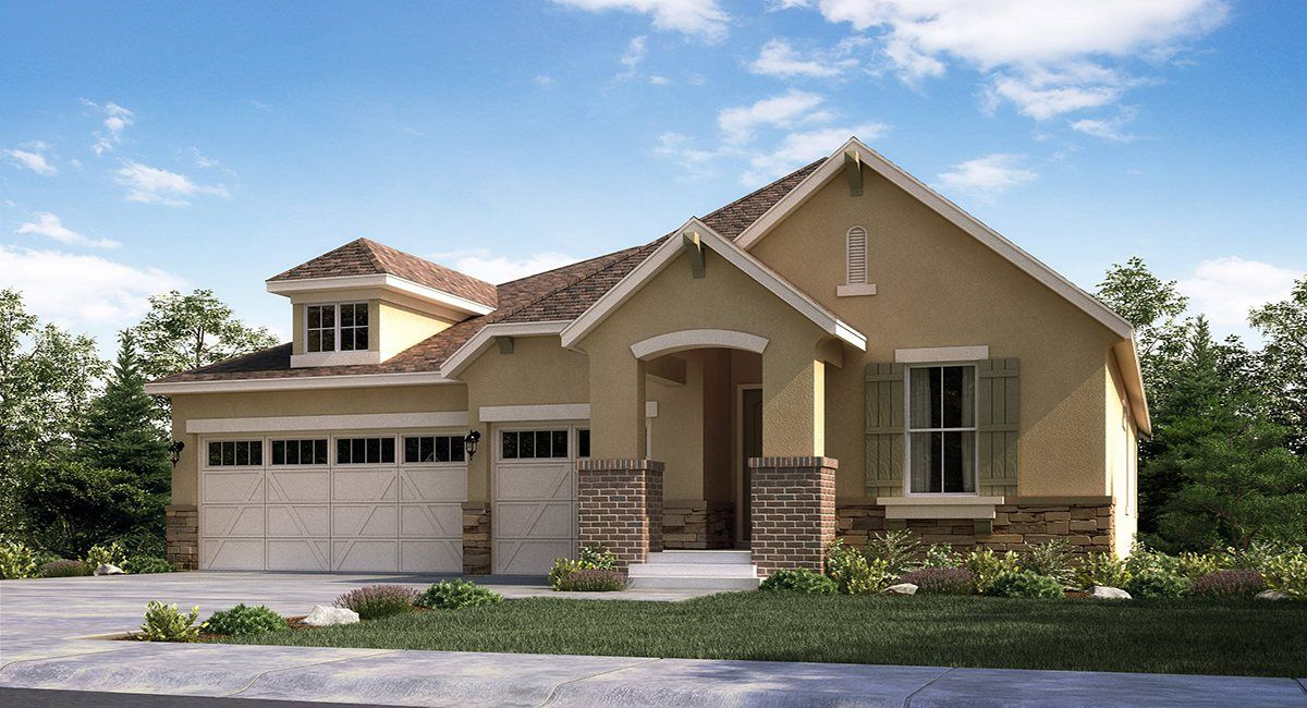 Single Family for Sale at Table Rock Ridge: The Grand Collection - Tolleson Hwy 93 & 58th Avenue Golden, Colorado 80403 United States