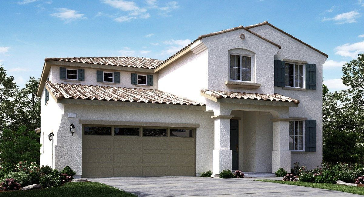 Northwoods new homes in Fontana CA by Lennar