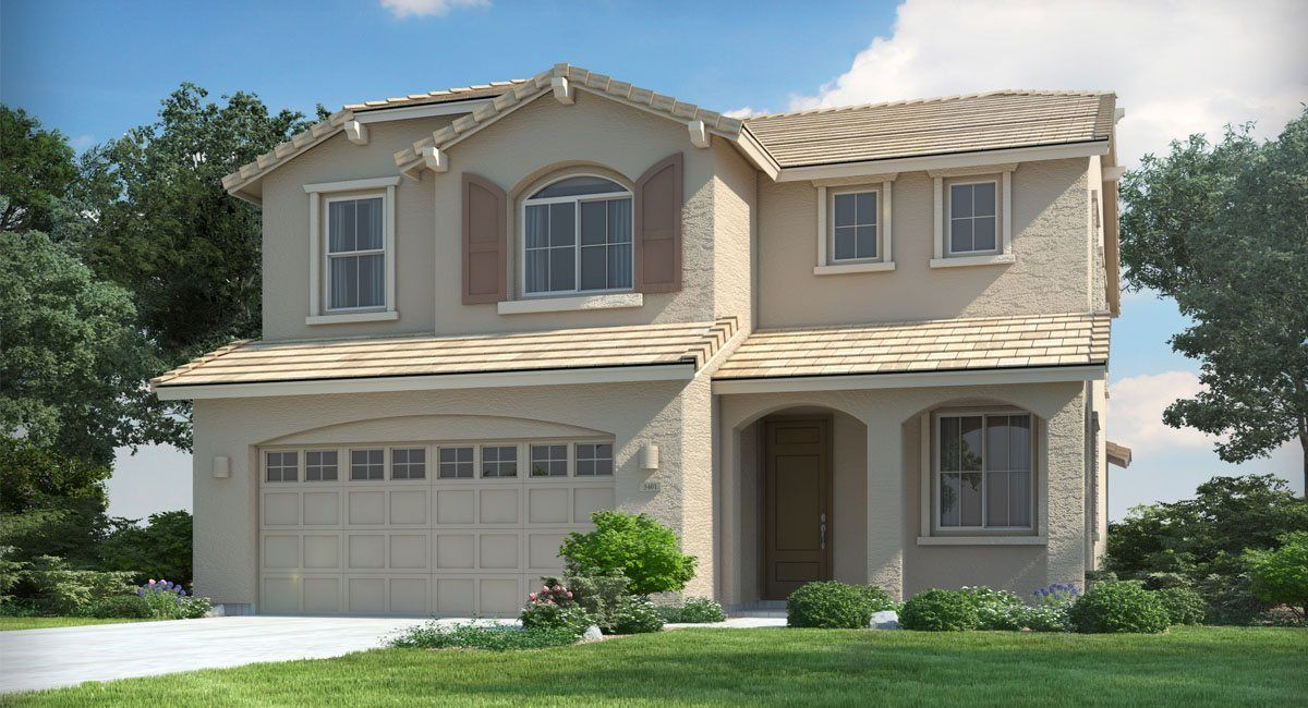 Single Family for Sale at Solare Ranch - Discovery - Cortes 6822 North 130th Lane Glendale, Arizona 85307 United States