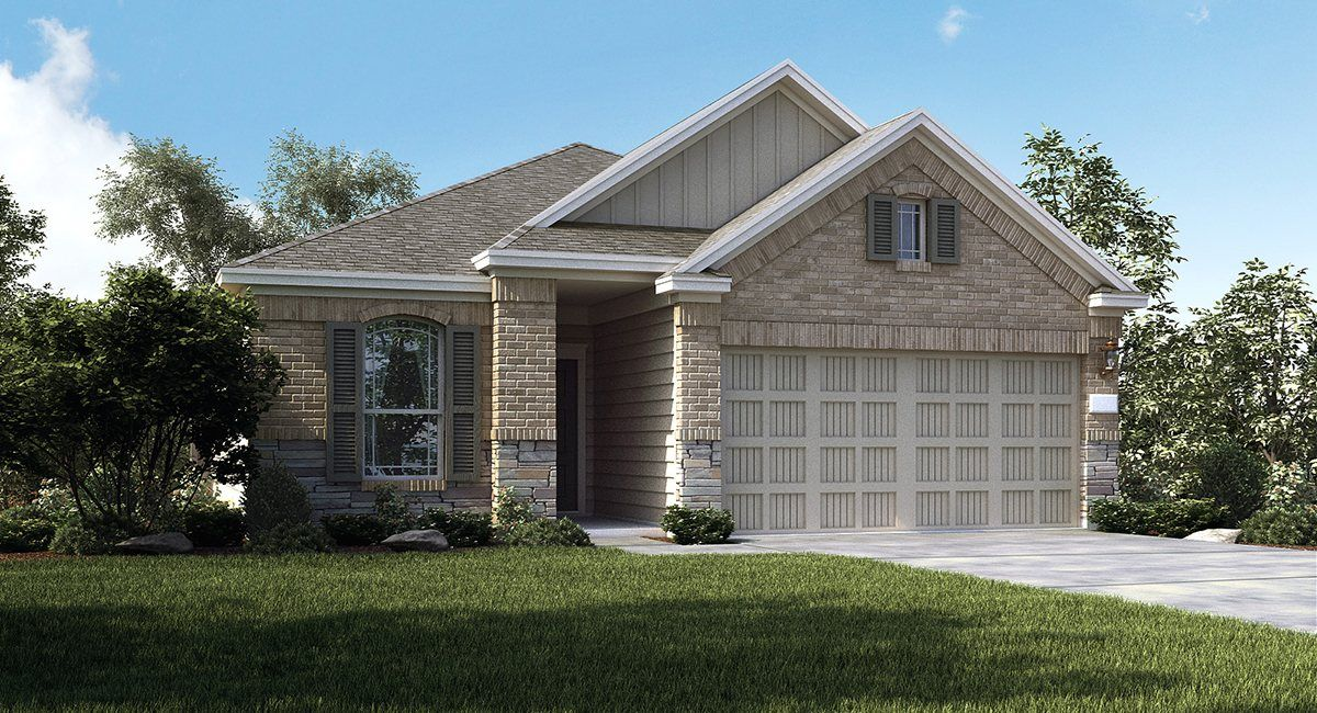 New Homes For Sale Pflugerville Texas