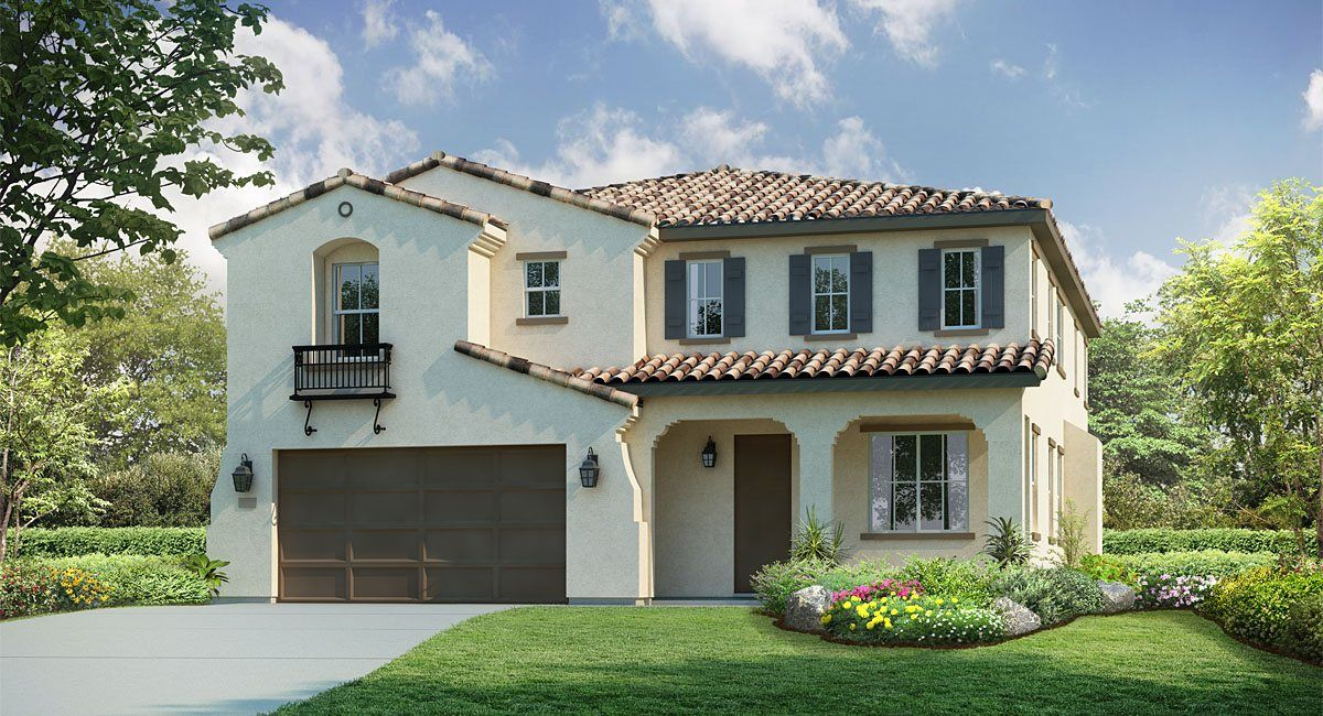 Single Family for Sale at Harvest Villages Ii - Residence 3 11915 Berlyn Dove Court Mira Loma, California 91752 United States