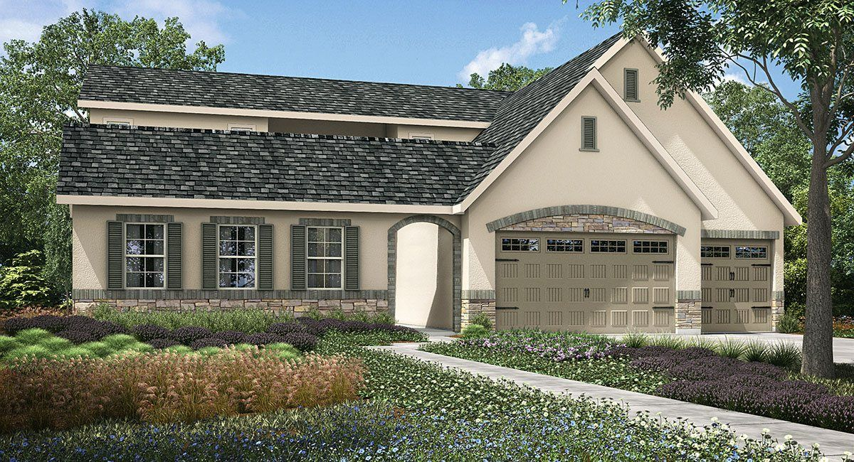 Single Family for Sale at Camden Cove - Pinnacle Series - Citadel 9603 Tortuga Del Mar Drive Bakersfield, California 93314 United States
