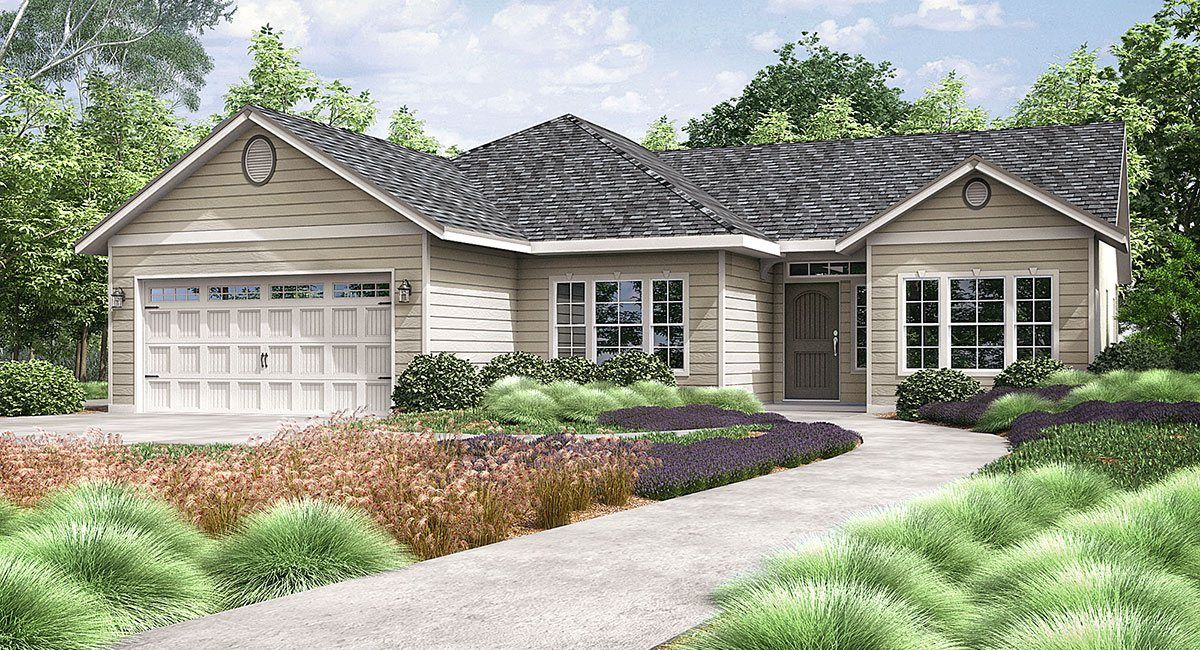 Single Family for Sale at Gossamer Grove: Cambridge Collection - Muirwood X 3804 Green Oaks Way Shafter, California 93263 United States