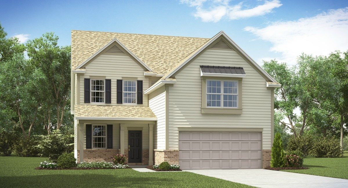 Single Family for Sale at Kitts Creek Classic - Freedom 1032 Governess Lane Morrisville, North Carolina 27560 United States