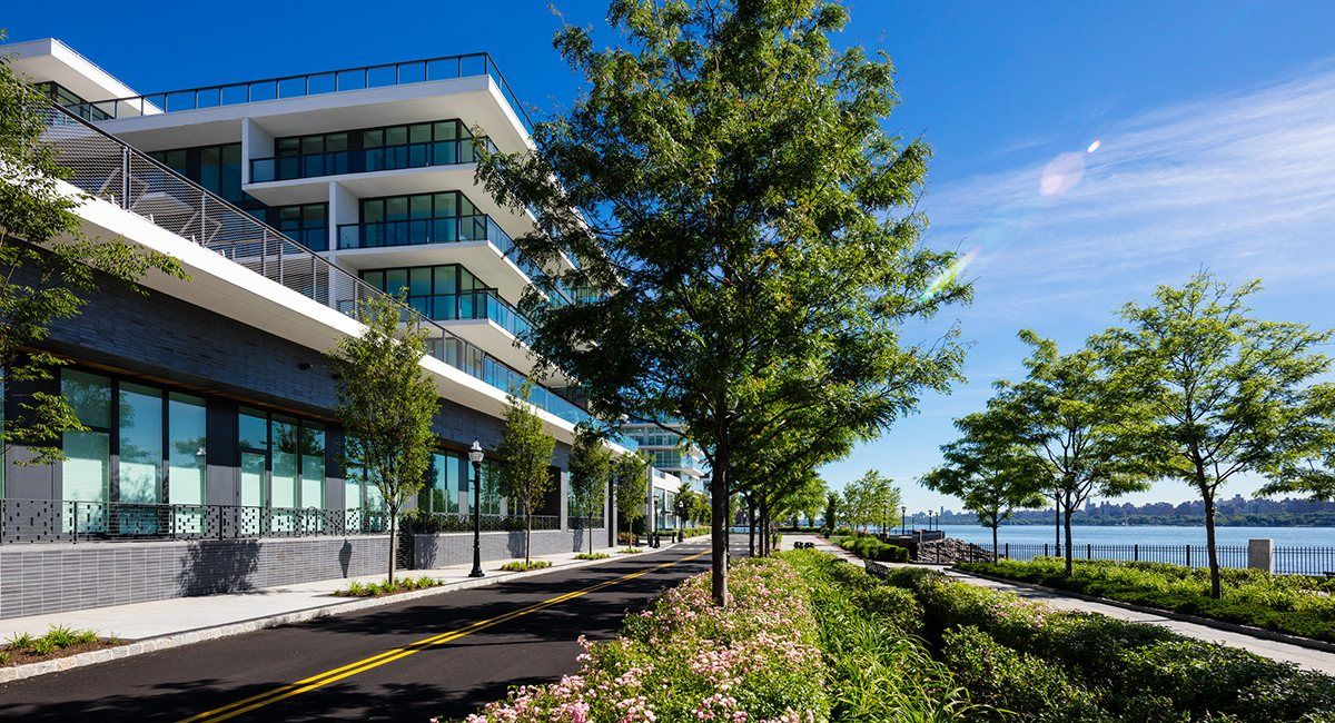 Multi Family for Sale at The Avenue Collection - 1200 Avenue - Residence 103 1600 Avenue At Port Imperial Weehawken, New Jersey 07086 United States