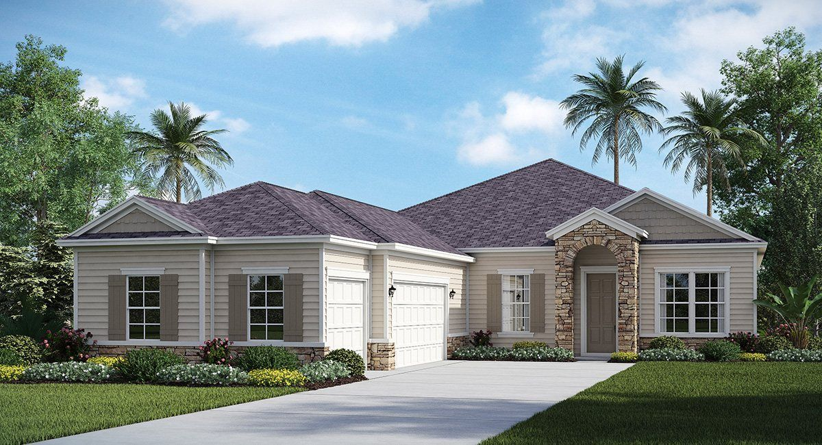 Cypress Trails At Nocatee Cypress Trails 60 Homesites