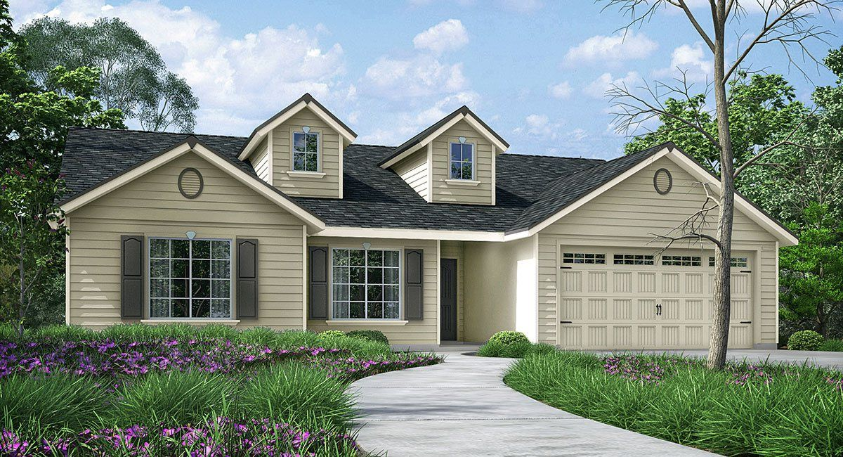 Mountain Gate Cambridge Collection New Homes In