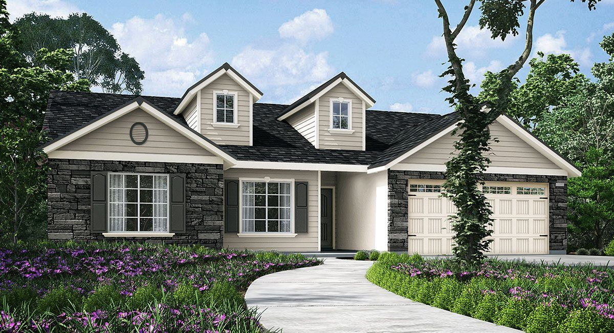 Lennar mountain gate cambridge collection radcliffe for New homes in bakersfield