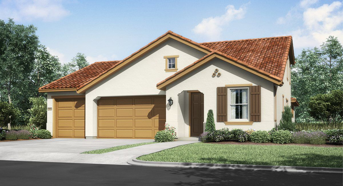 Single Family for Sale at Marisol At Fiddyment Farm - The Rosewood Ii - Plan 2985 108 Vista Verde Court Roseville, California 95747 United States