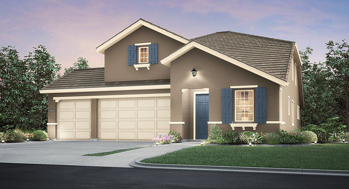 Additional photo for property listing at Marisol At Fiddyment Farm - The Rosewood Ii - Plan 2985 108 Vista Verde Court Roseville, California 95747 United States