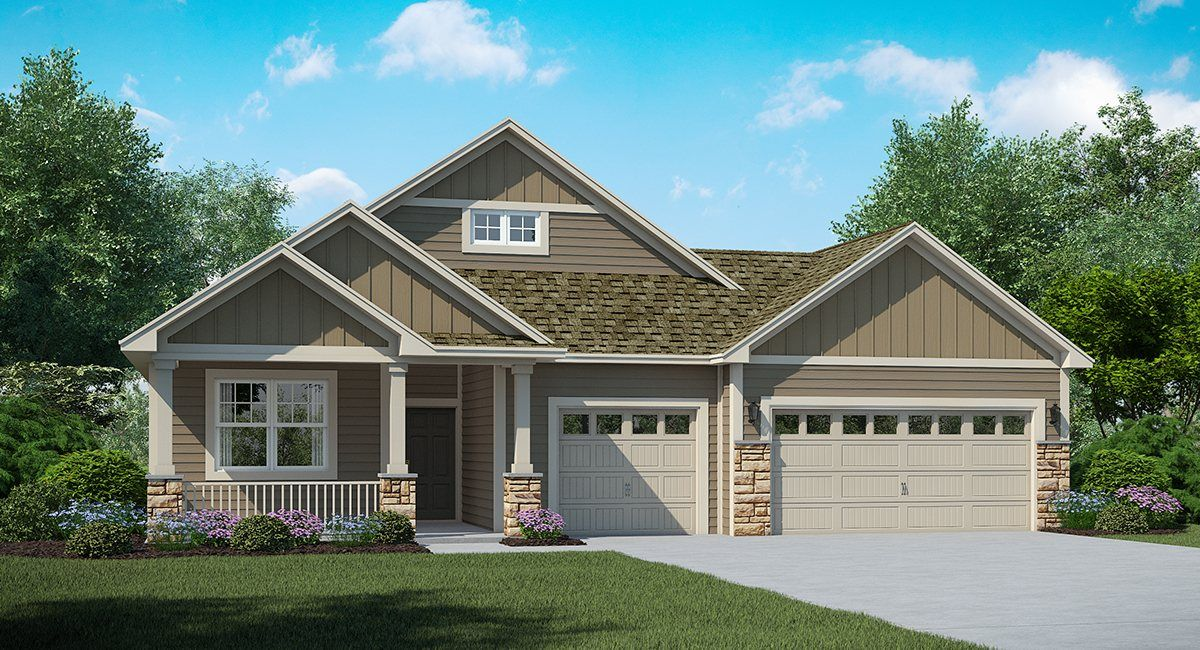 lennar the villas at martin farms brighton 1297302 otsego mn new home for sale homegain