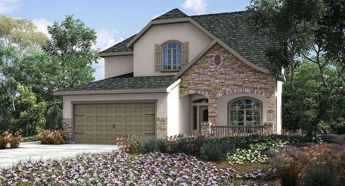 Single Family for Sale at Bellevue Ranch Iii - Chateau Series - Countess 4766 Barclay Way Merced, California 95348 United States