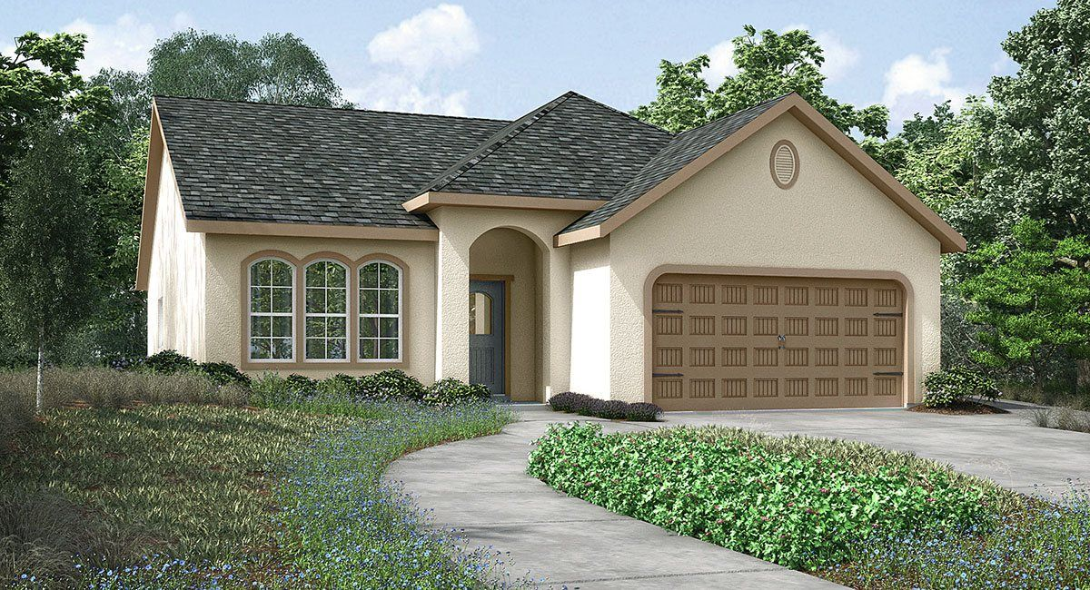 Single Family for Sale at Highlands - Chateau Series - Duke 9112 Holyoke Drive Bakersfield, California 93313 United States