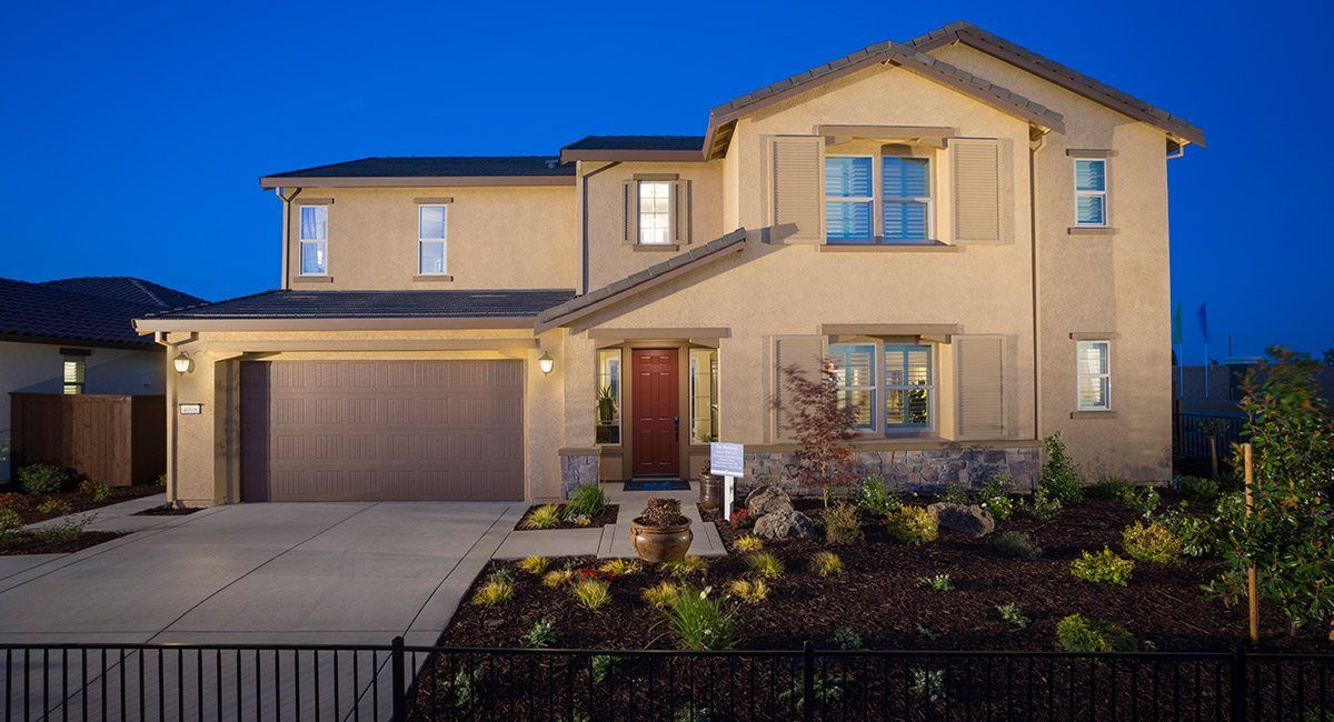 Single Family for Sale at Ridgefield At Westpark - The Monarch - Plan 4041 4048 Wyman Way Roseville, California 95747 United States