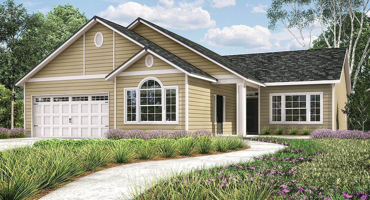 Single Family for Sale at Legacy - Cambridge Collection - Versatillion 1746 W Humboldt Drive Hanford, California 93230 United States