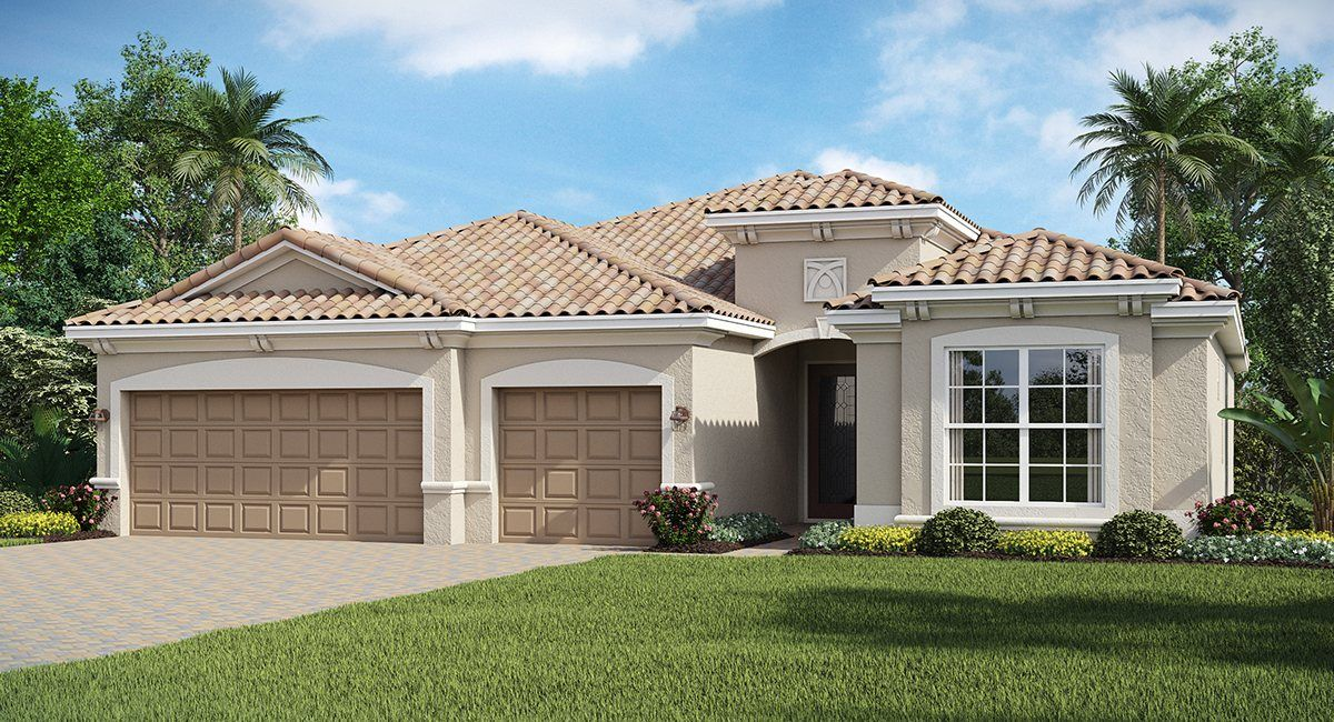 Lennar fiddler 39 s creek classic homes the summerville for Classic home builders