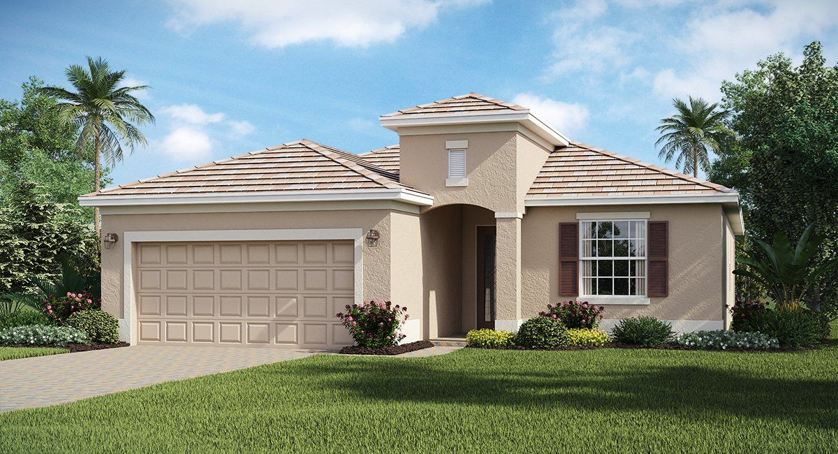 Single Family for Sale at Villas At Charleston Park: Executive Homes - Venice 4880 Grand Cypress Blvd. North Port, Florida 34287 United States