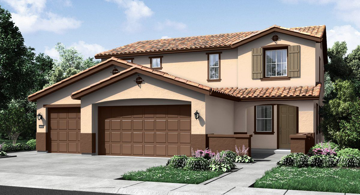 Single Family for Active at Cambria At Fieldstone - The Templeton - Plan 3427 10044 Lorae Court (Off Grantline Rd) Elk Grove, California 95624 United States