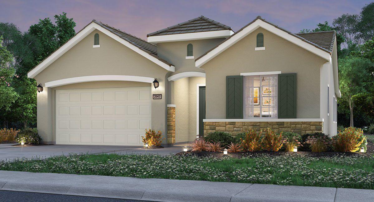 Single Family for Sale at The Del Mar - Plan 2206 3938 Don River Lane Sacramento, California 95834 United States