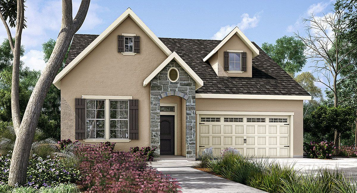 Single Family for Sale at Legacy - Cambridge Collection - Hawthorne 1746 W Humboldt Drive Hanford, California 93230 United States