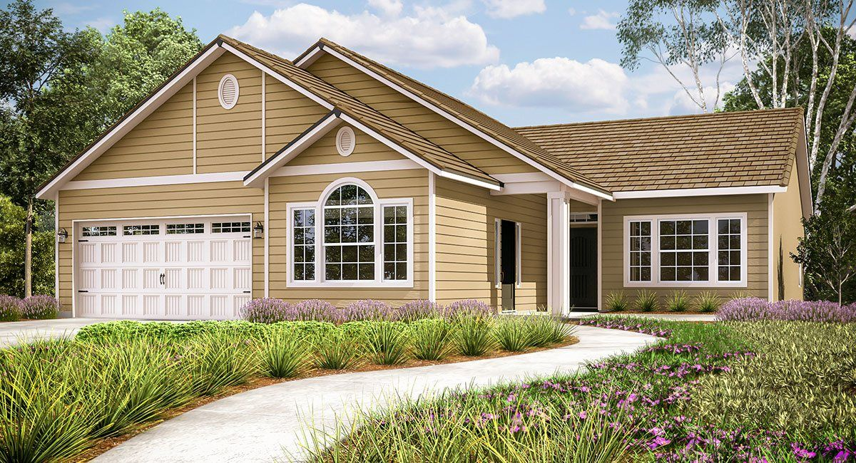 Single Family for Sale at Riverstone - Cambridge Collection - Versatillion Hwy 41 & Avenue 12 Madera, California 93636 United States
