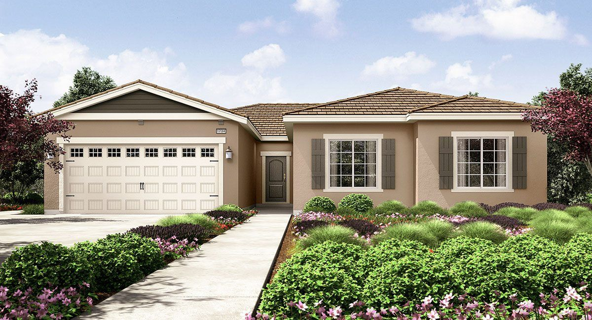 Single Family for Sale at Riverstone - Cambridge Collection - Versa Ii 507 S Crescent Lane Madera, California 93636 United States