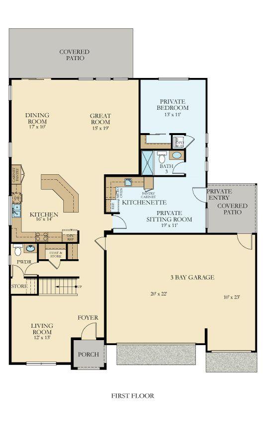 Single Family for Sale at Epiphany - Next Gen 3806 W. Clinton Ave. Visalia, California 93291 United States