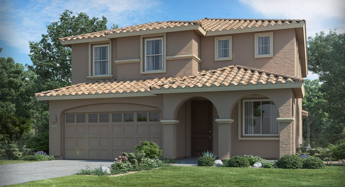 Lennar discovery at santiago columbus 1365460 phoenix for Home design 85032
