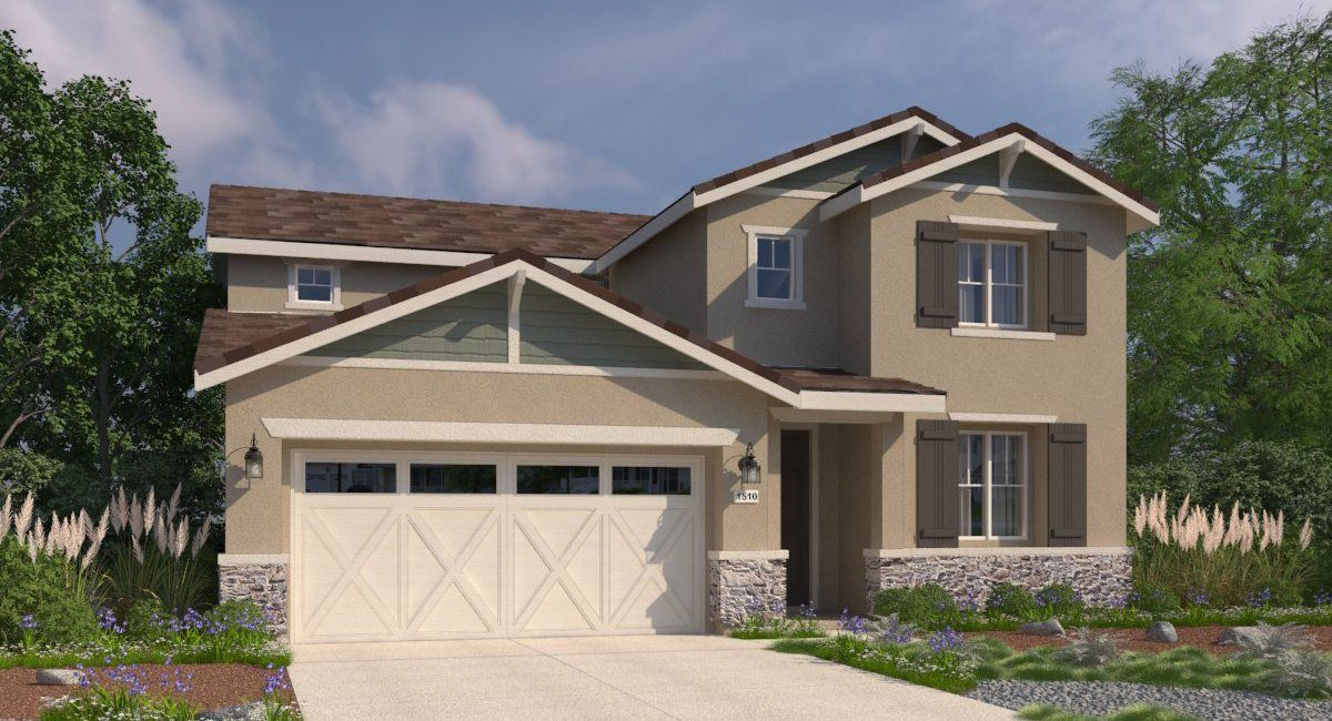 Single Family for Sale at The Grove - Residence Three 2025 Citron Court Redlands, California 92374 United States