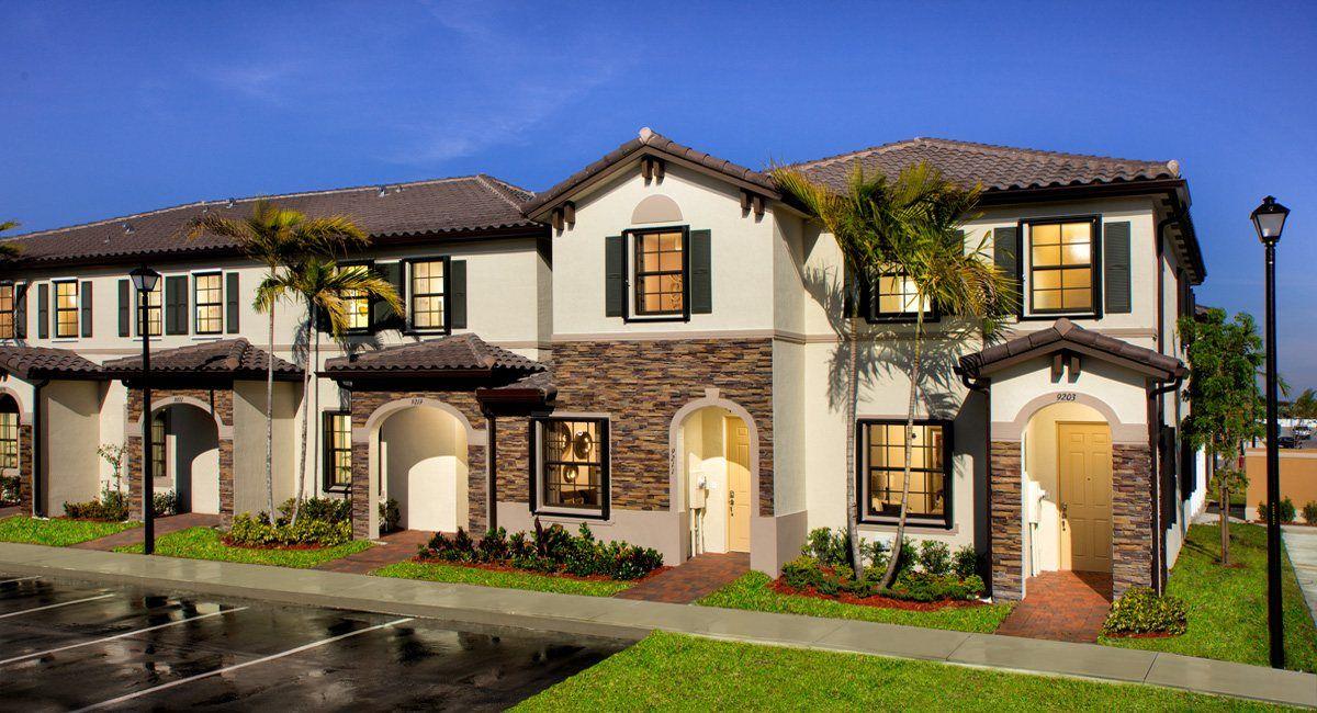 lennar bonterra villas the flamingo 1198942 hialeah fl