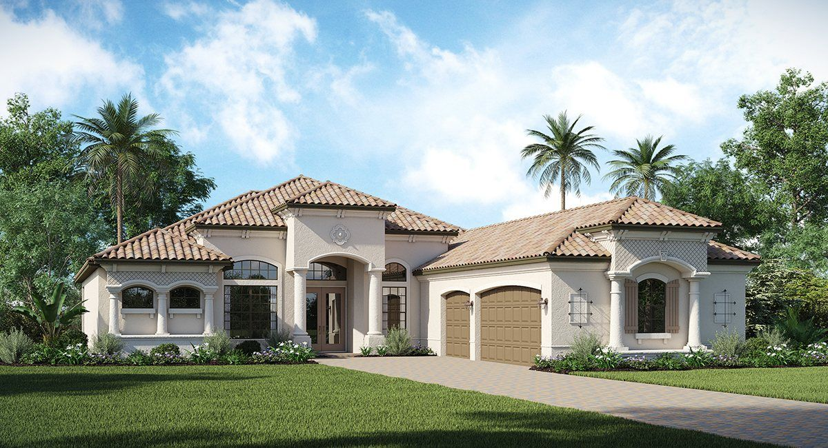 La Morada Estate Homes New Homes In Naples Fl By Lennar