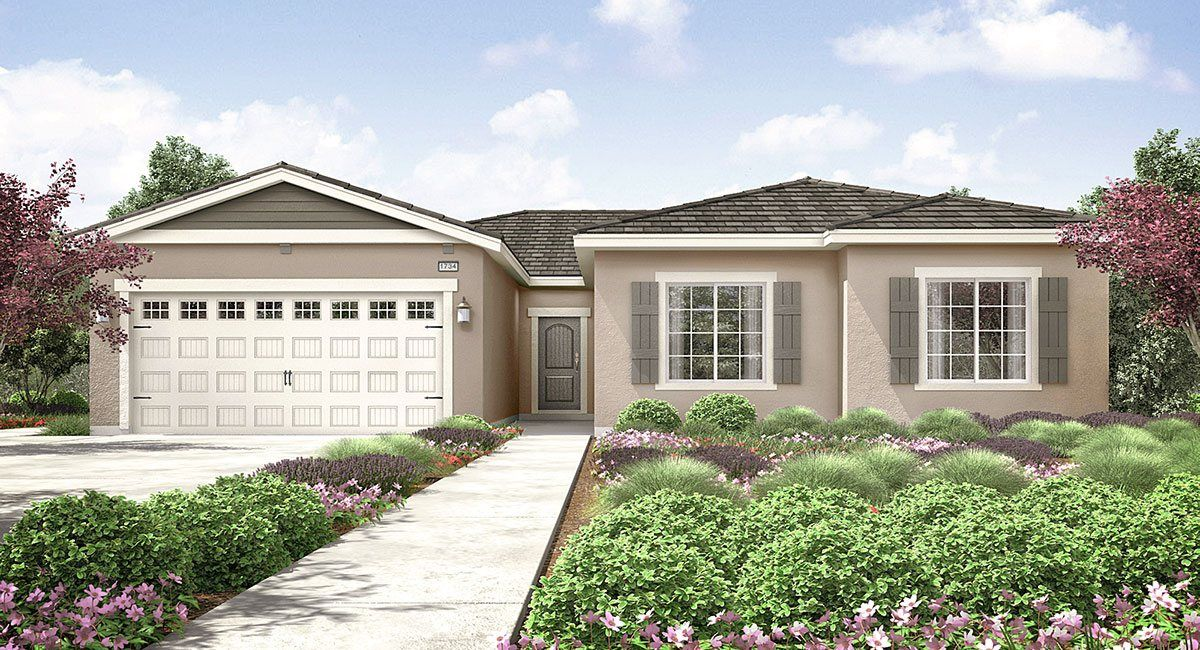 Single Family for Sale at Silver Oaks - Cambridge Collection - Versa Ii 2008 Fulgham Street Visalia, California 93291 United States