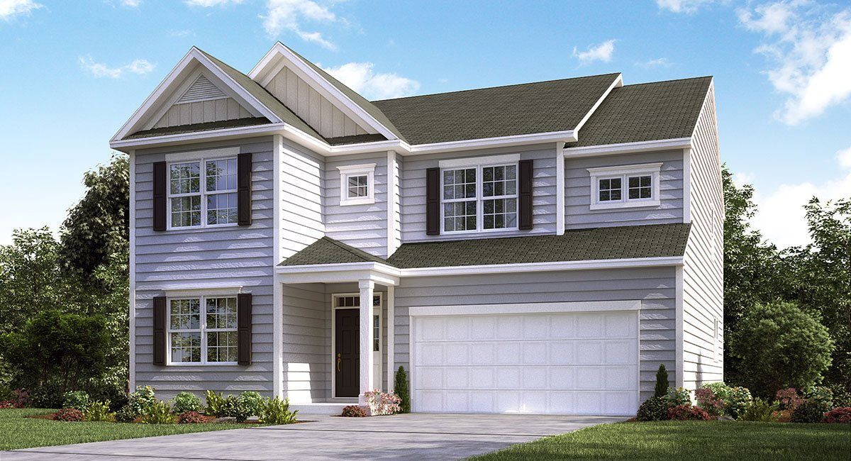 Single Family for Sale at Kitts Creek Classic - Forsyth-Basement 1032 Governess Lane Morrisville, North Carolina 27560 United States