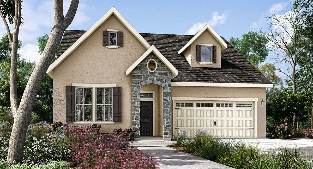 Single Family for Sale at Gossamer Grove: Cambridge Collection - Hawthorne 3804 Green Oaks Way Shafter, California 93263 United States