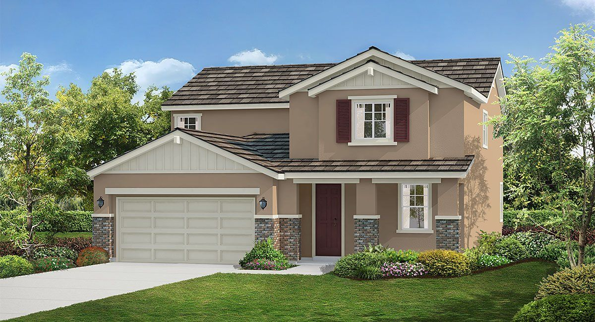 Single Family for Sale at Rosena Ranch : Aster - Residence Five 3573 Sugarberry Court San Bernardino, California 92407 United States