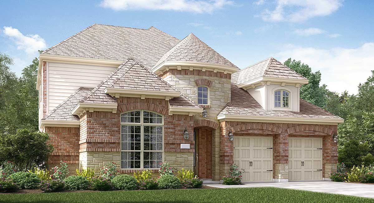 Single Family for Sale at Kingsport 11703 Cascade Falls Lane Pearland, Texas 77584 United States