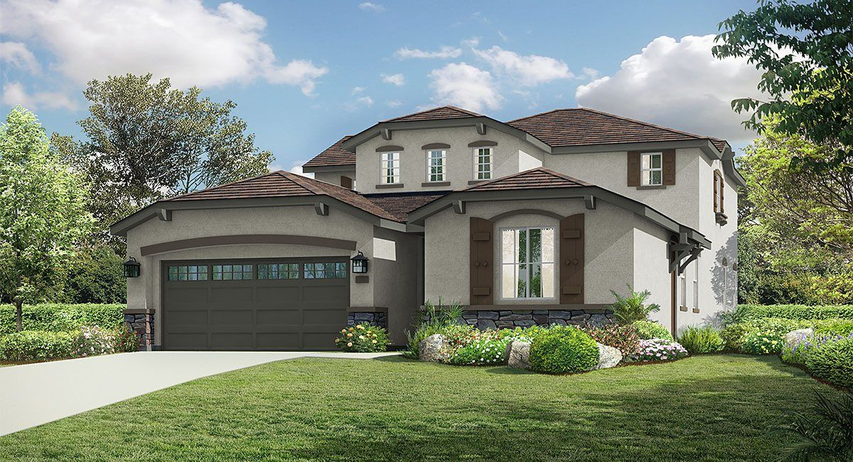 Single Family for Sale at Vista Paseo - 2831 Home Within A Home 7802 Wasabi Way Fontana, California 92336 United States