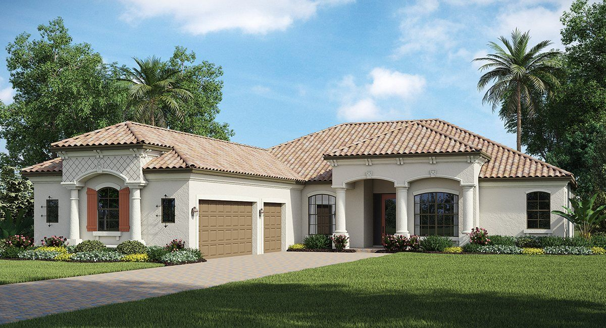 Sarasota National: Manor Homes, Venice, FL Homes & Land - Real Estate