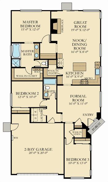 Lennar rosena ranch rosewood residence two 1251071 for Rosewood ranch cost