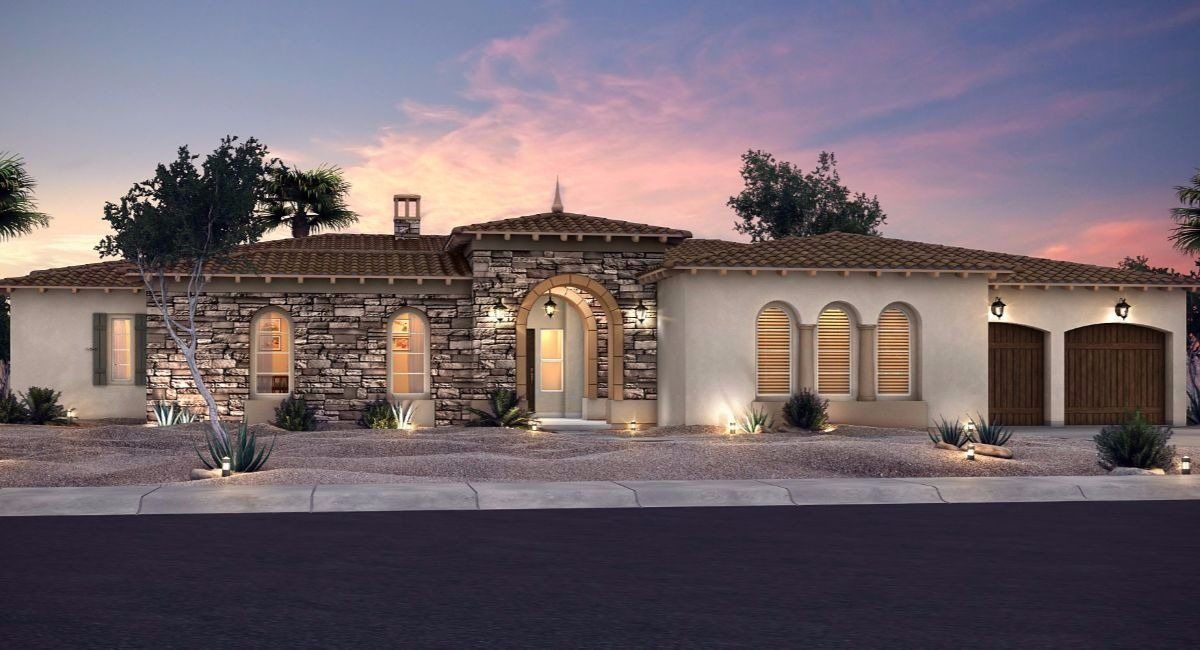 Single Family for Active at Griffin Ranch - Prestige - Residence Six 81-335 Merv Griffin Way La Quinta, California 92253 United States