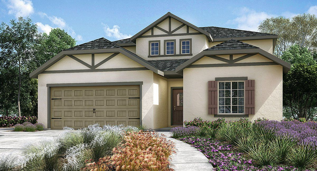 Single Family for Sale at Bellevue Ranch: Chateau Series I - Camelot - Next Gen 4766 Barclay Way Merced, California 95348 United States