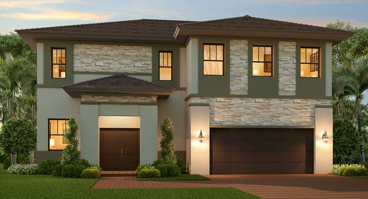Admirable Los Prados New Homes In Miami Fl By Lennar Home Interior And Landscaping Elinuenasavecom
